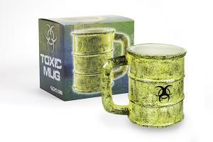 Toxic Mug bewerkt